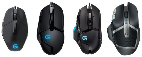 3DTester.de - Logitech Gx02 Gaming Mouse Series