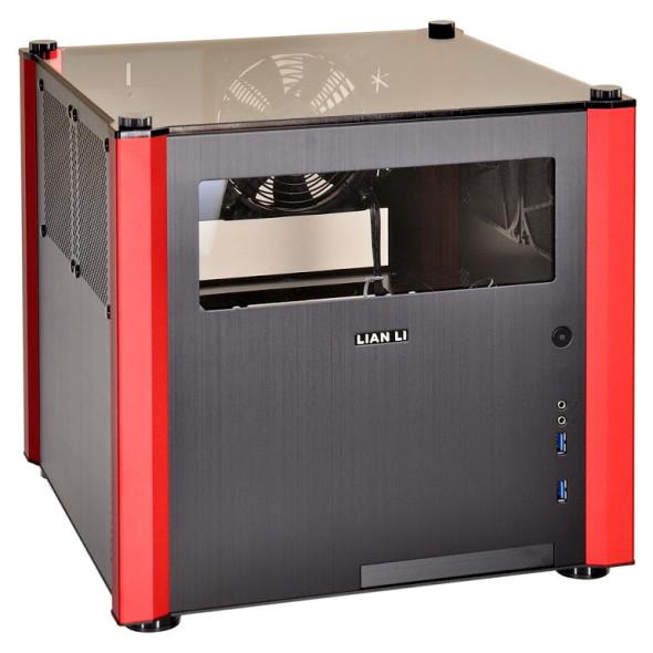 3DTester.de - PC-V359 schwarz-rot champanger-gold 01