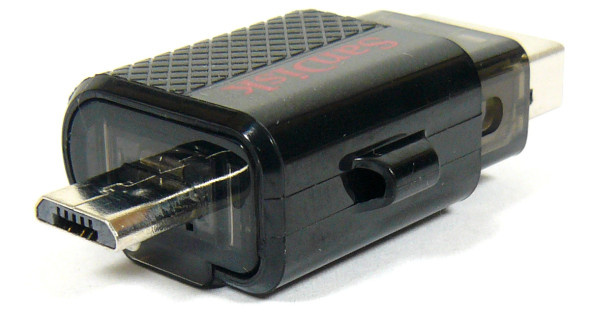 3DTester.de - SanDisk Ultra Dual USB Drive - 16GB - Bild06