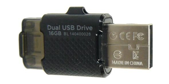 3DTester.de - SanDisk Ultra Dual USB Drive - 16GB - Bild07
