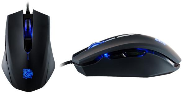 3DTester.de - Tt eSPORTS TALON Blu optical gaming mouse 01