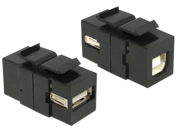 3DTester.de - DeLock Keystone Modul USB2.0