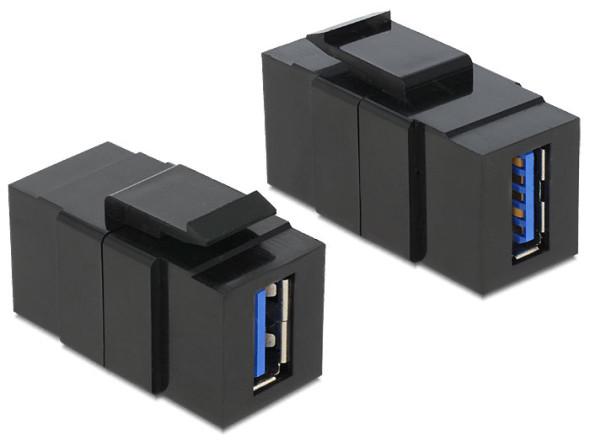 3DTester.de - DeLock Keystone Modul USB3.0