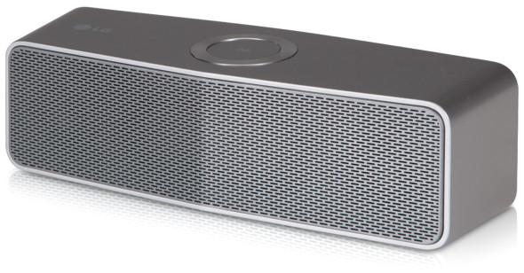 3DTester.de - LG Music Flow H4 Portable NP8350 WiFi Lautsprecher