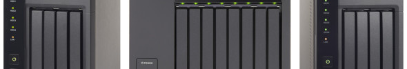 QNAP präsentiert kleine SSD-NAS