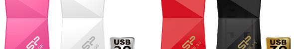 Silicon Power: USB-Sticks für die Massen