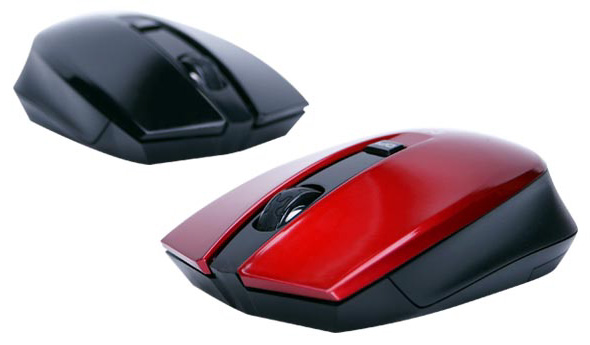 3DTester.de - Zalman Wireless Optical Mouse ZM-M520W