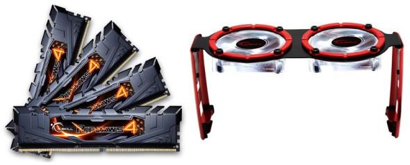 3DTester.de - G.Skill RipJaws 4 - DDR4-3400