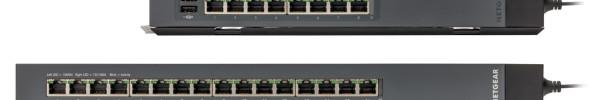 Netgear: Gut durchdachter Desktop-Switch