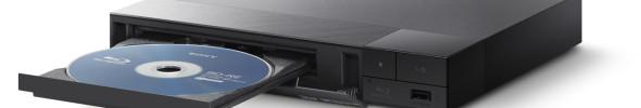 Sony präsentiert drei neue Blu-ray-Player
