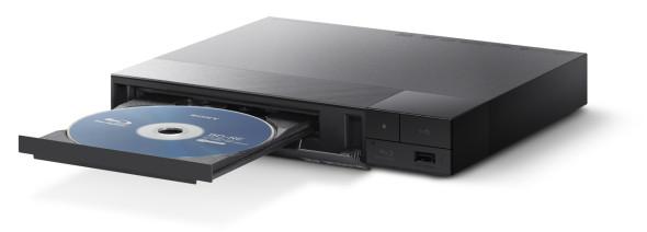 3DTester.de - Sony BDP-S5500 BDP-S4500 BDP-S1500 - Blu-ray Disc Player