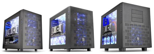 3DTester.de - Thermaltake Core X1 X2 X9 - Cube Case Vollmodular - Bild 1