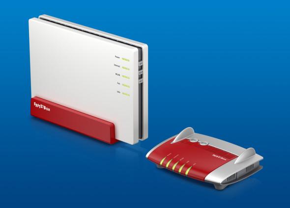 3DTester.de - AVM FRITZBox 4080 und AVM FRITZBox 4020 WLAN-Router - 802.11ac Wave2 MU-MIMO