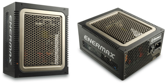 3DTester.de - Enermax Digifanless 550watt - 80plus platinum