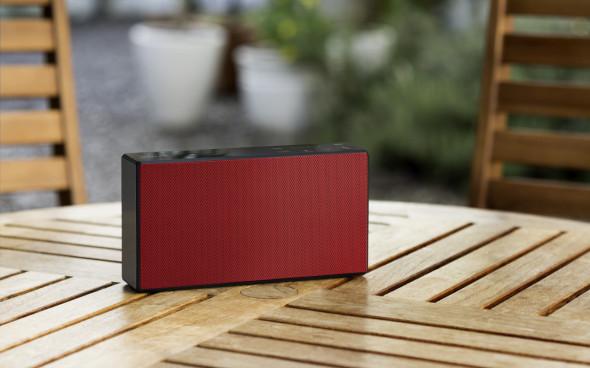 3DTester.de - Sony SRS-X55 - portabler Lautsprecher