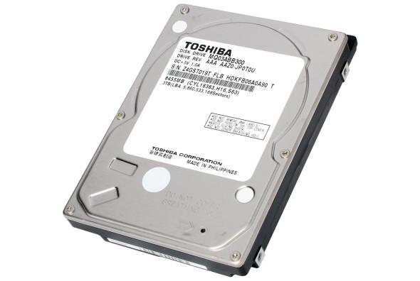 3DTester.de - Toshiba MQ03ABB300