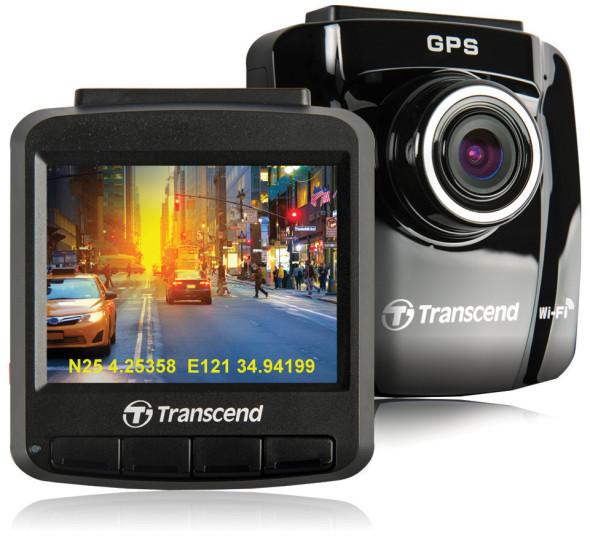 3DTester.de - Transend DriveCam220 - Dashcam