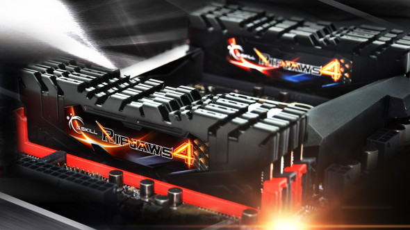 3DTester.de - G.Skill Ripjaws 4 - DDR4 - 128GB Kit