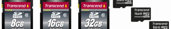 Transcend: Neue SD-Cards für spezielle Einsatzzwecke