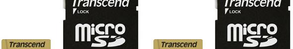 Transcend microSD-Card – erschwinglich und schnell