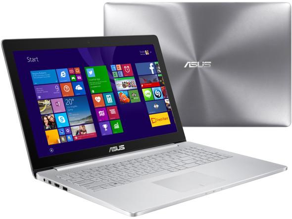 3DTester.de - ASUS ZenBook Pro UX501 - 1