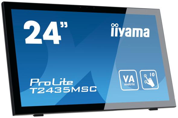 3DTester.de - Iiyama ProLite T2435MSC - Multi-Touch - 1