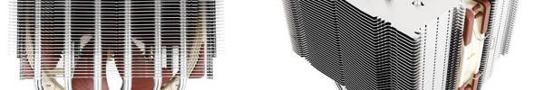 Noctua: CPU-Kühler mit Schlagseite