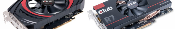 Club3D: Neues Radeon Line-Up