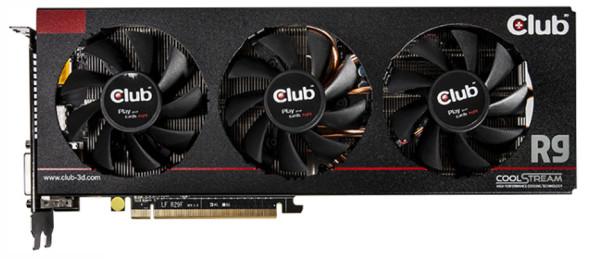 3DTester.de - Club3D R9 390 und Club3D R9 390X