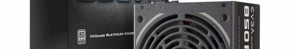 EVGA: 80Plus Platinum zertifizierte Netzteile für wenig Geld