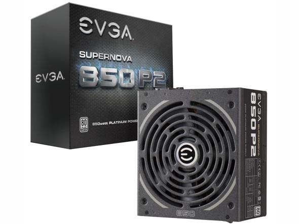3DTester.de - EVGA P2 SuperNOVA 80Plus Platinum