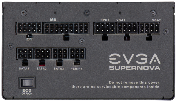 3DTester.de - EVGA P2 SuperNOVA 80Plus Platinum - 650 Watt