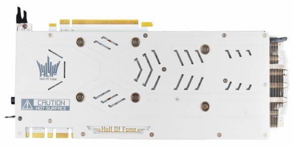 3DTester.de - KFA2 GeForce 980 Ti Hall of Fame Edition - 2