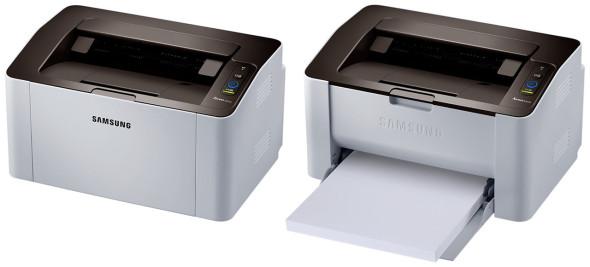 3DTester.de - Samsung Xpress M2026 M2026W Laser Drucker