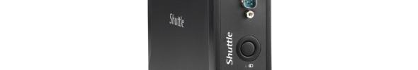 Shuttle: Fanless Core i7 im Slim-Gehäuse