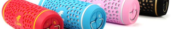 LEPA: Lautsprecher für Unterwegs
