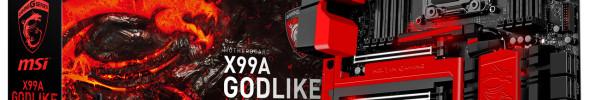 MSI präsentiert Godlike Gaming Mainboard