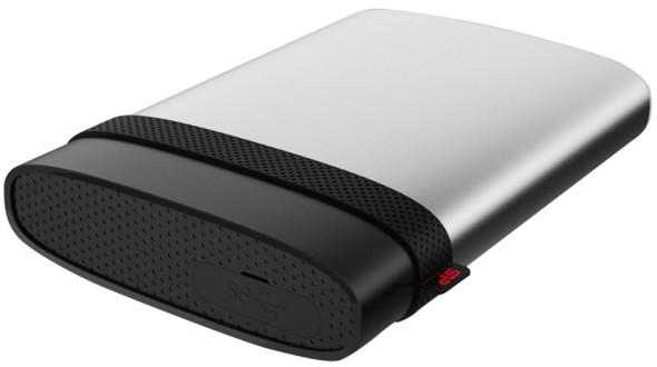 3DTester.de - Armor A85 - A85M - Gepanzerte externe Festplatte - 1