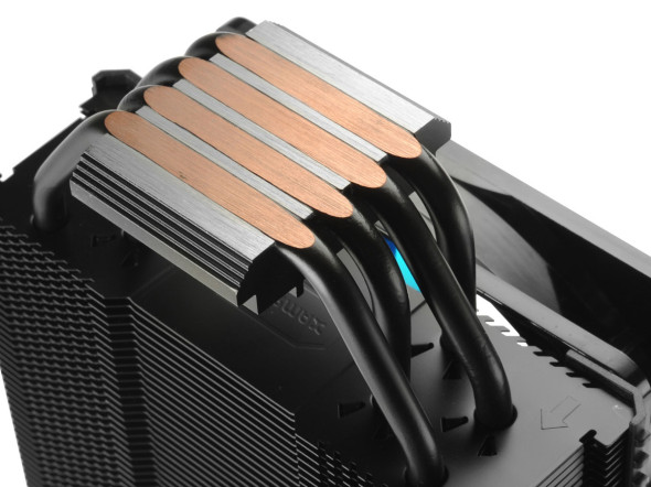 3DTester.de - Enermax T40F CPU-Kuehler - 2