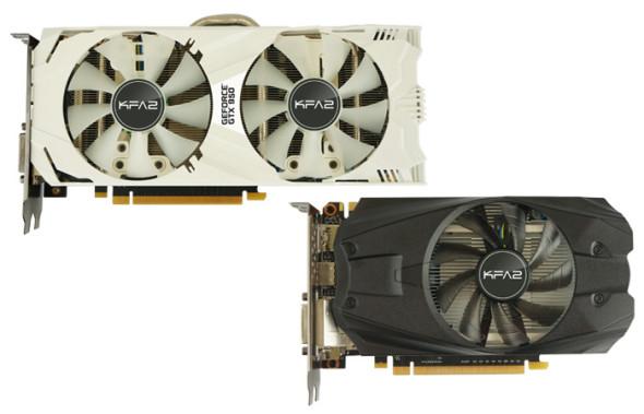 3DTester.de - KFA2 GeForce GTX 950 OC - KFA2 GeForce GTX 950 EX OC