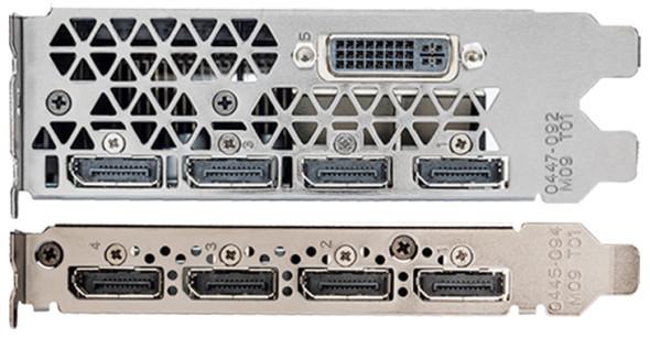 3DTester.de - Leadtek Quadro M5000 M4000 - Slots - 2
