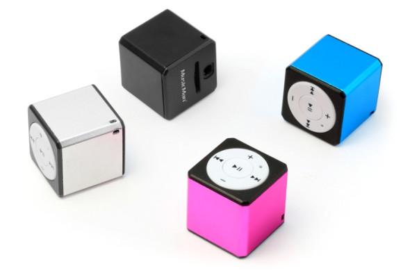 3DTester.de - MusicMan Mini Style MP3 Player TX-52 - 2