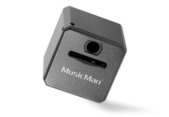 3DTester.de - MusicMan Mini Style MP3 Player TX-52 - 3
