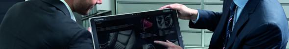 """Panasonic präsentiert """"erneut"""" 20″ Tablet mit 4K"""