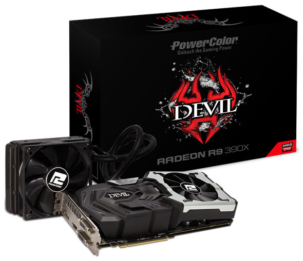 3DTester.de - PowerColor Devil Radeon R9 390X 8GB - 1