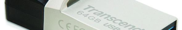 Transcend: USB-Stick mit Typ-C Anschluss