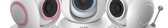 D-Link: Webcam mit größerem Aktionsradius