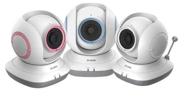 3DTester.de - D-Link EyeOn Pet Monitor HD 360 - DCS-855LP - 1