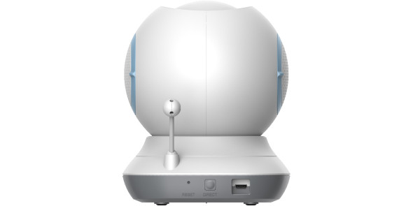 3DTester.de - D-Link EyeOn Pet Monitor HD 360 - DCS-855LP - 2