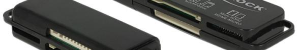 DeLock präsentiert OTG-Cardreader